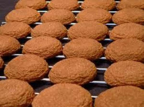 Spice Cookies Recipe