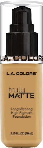 Bases La Colors Truly Matte 353 Nude
