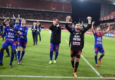 """Justin Verlinden après la victoire du FC Liège : """"Le public a joué un rôle important, il est fantastique"""""""