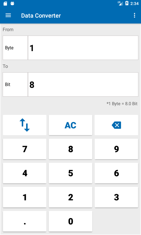 NT Calculator - Extensive Calculator Pro Screenshot 7