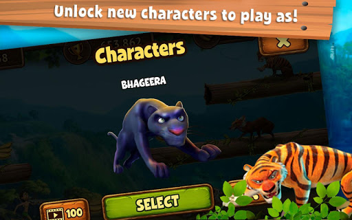 Jungle Book Runner: Mowgli and Friends 1.0.0.8 screenshots 11