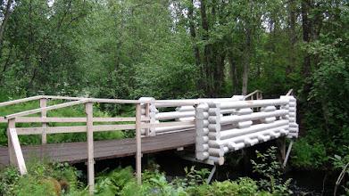 """Photo: Заповедник - водопады """"Белые мосты"""""""