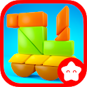 Shapes Builder (+4) - A different tangram for kids icon