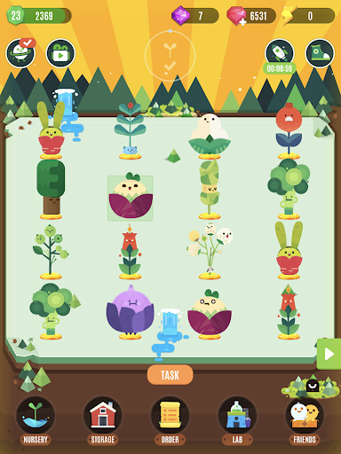 Pocket Plants (Mod Gems/Energy/Health)