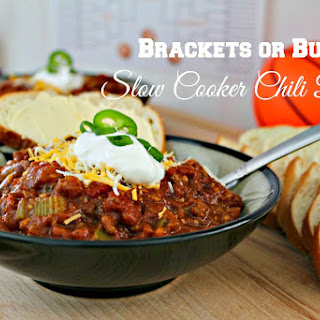 Brackets or Bust Chili