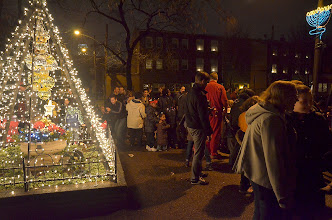 Photo: Cianfrani Park Holiday Lighting Ceremony (December 10, 2012)