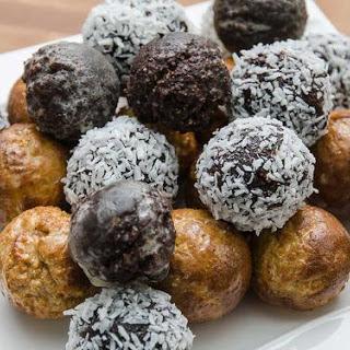 Chocolate Coconut Protein Slimbits.