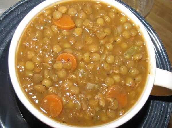 Comforting Lentil Soup