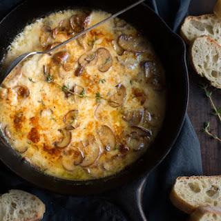 Baked Mushroom Dip Recipes