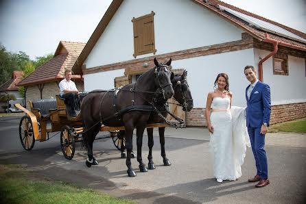 婚礼摄影师Timmer László(timmerfotostudio)。21.09.2019的照片