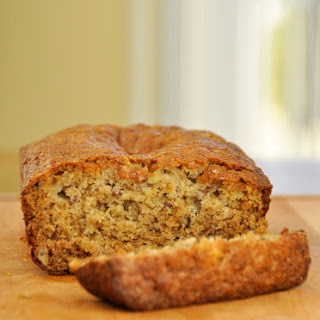 Tropical Orange Pineapple Banana Bread