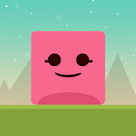 Geometry Girl: Bounce Jump Up! icon