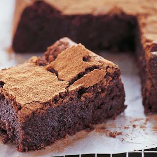 Flourless Hazelnut Chocolate Cake.