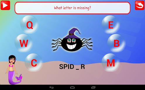 First Grade ABC Spelling FREE- screenshot thumbnail
