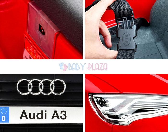 Ô tô điện dành cho trẻ em Audi A3 5
