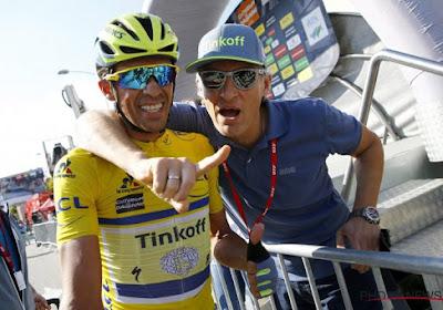 """Contador: """"Chez Astana c'était fou!"""""""
