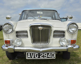 Photo: Wolseley AVG 294D.