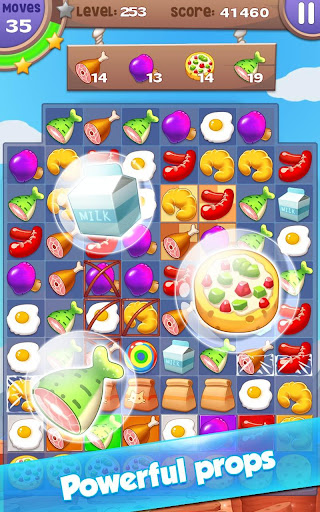 Cooking Mania: Ultra Fun Free Match 3 Puzzle Game 2.0.1.3107 10