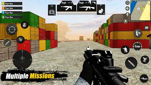 Critical Battleground Survival Shooting Games 2020 2.01 screenshots 1