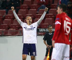 Anderlecht heeft zicht op overwintering dankzij Teodorczyk