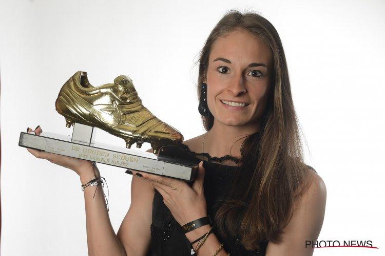 Dit is jouw favoriet voor de Gouden Schoen bij de vrouwen dit jaar