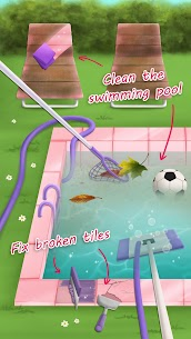 Sweet Baby Girl Cleanup 4 – House, Pool & Stable 8