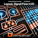 Mixing Console Signal Flow icon