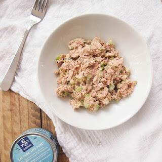 Classic Mayoless Tuna Salad