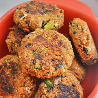 Tex Mex Veggie Nuggets Recipe