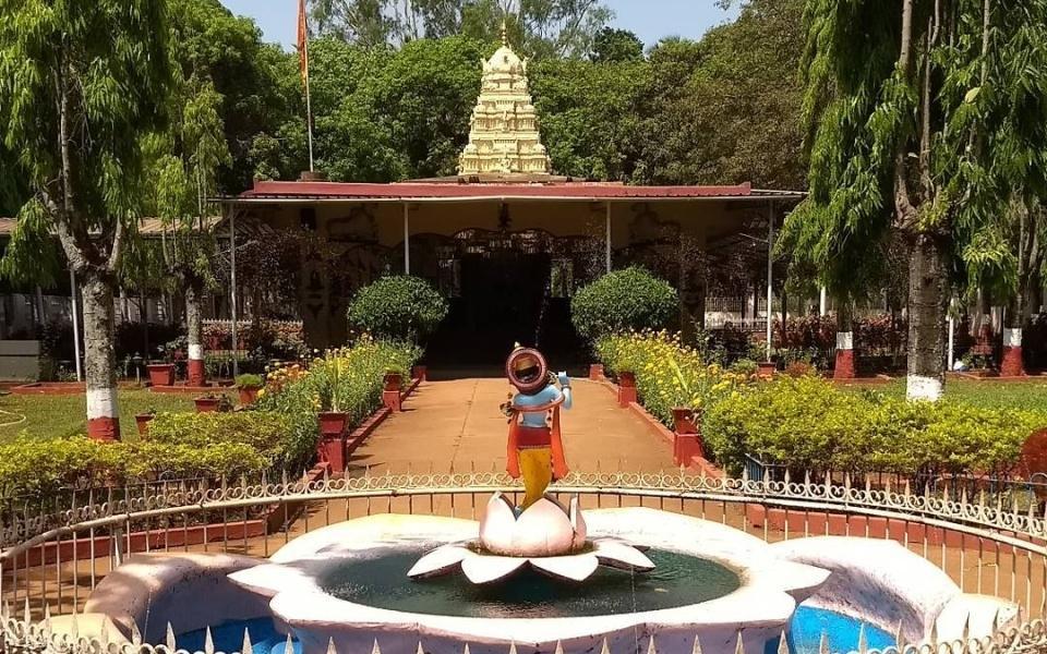 Military Mahadev Temple in Belagavi
