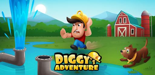 Diggys Adventure Christmas 2020 Challenge 2 Diggy's Adventure: Logic Puzzles & Maze Escape RPG   Apps on