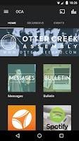 Screenshot of Otter Creek Assembly