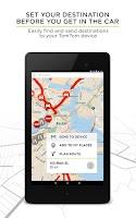 Screenshot of TomTom MyDrive™
