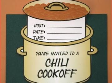 Karla's Slow Cooker Chili Recipe