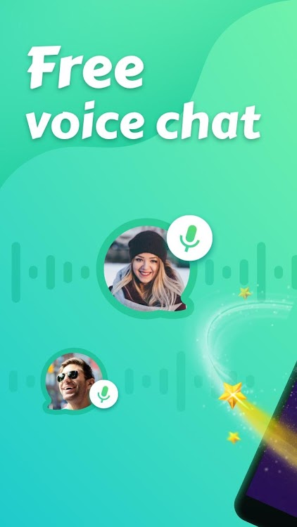 Talla – Free voice chat rooms, movies, live chat – (Android