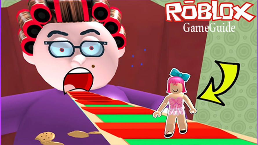 Guide For Roblox Escape The Evil Dentist Obby For Android Download Escape Grandmas House Gameguide Mapmods Obby Game Apk Latest Version App By Anahi For Android Devices