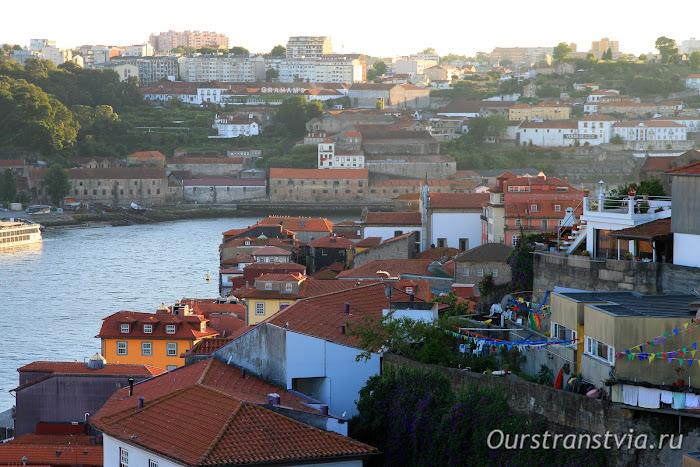 Порту - северная столица Португалии