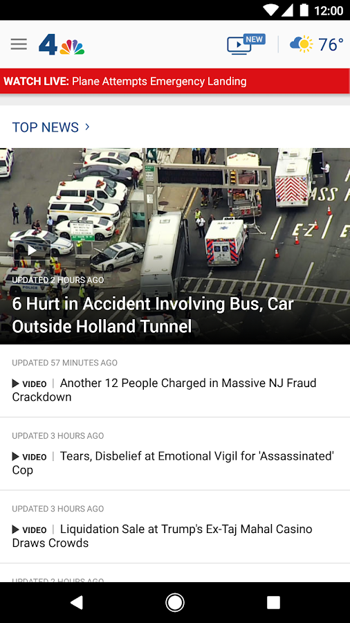 NBC 4 New York- screenshot