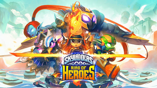 Code Triche Skylanders™ Ring of Heroes APK MOD (Astuce) screenshots 1