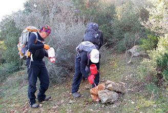 Photo: Zeytinköy - Yoncaköy arası. EFES-MİMAS (İYON) YOLU 3. Etabı - 01.12.2015 (Zeytinköy-Yoncaköy-Notion-Claros arası)