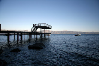 Photo: There's our pier