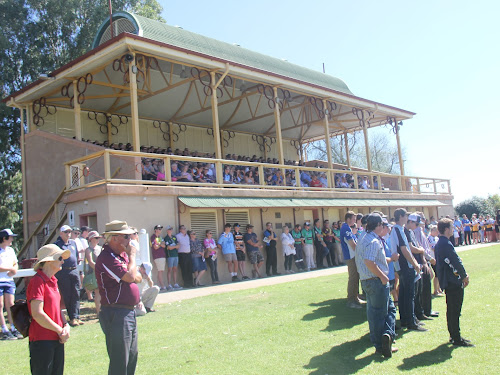 Hundreds attended the funeral of Toby Linehan, which was held at Collins Park yesterday.