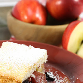 3 Ingredient Cobbler