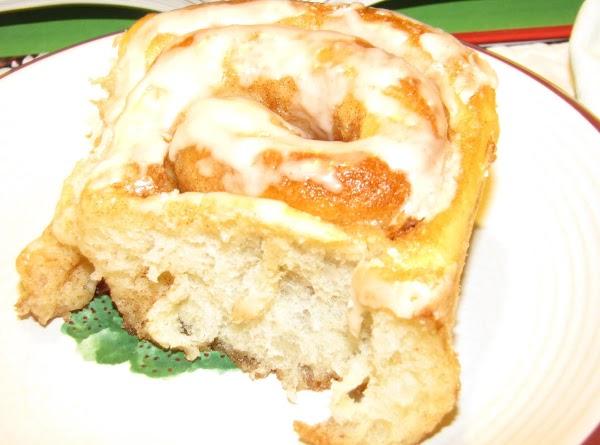 Grandma Delsie's Cinnamon Rolls Recipe