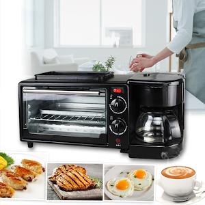Aparat multifunctional pentru mic dejun – MorningStation