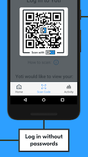 Yoti - your digital identity - náhled