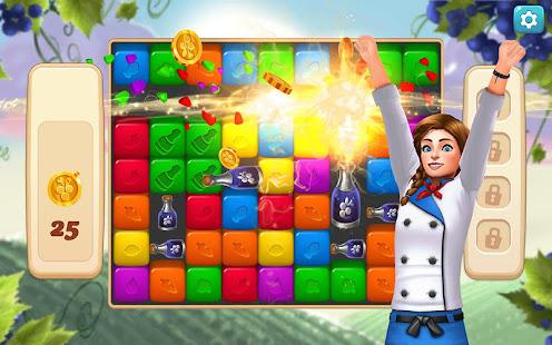 Vineyard Valley Match & Blast Puzzle Design Game apk