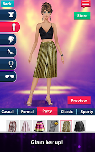 International Fashion Stylist- screenshot thumbnail
