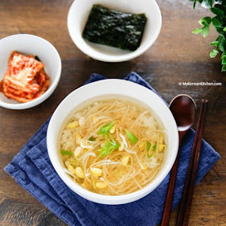 Bean Sprout Soup Recipes.