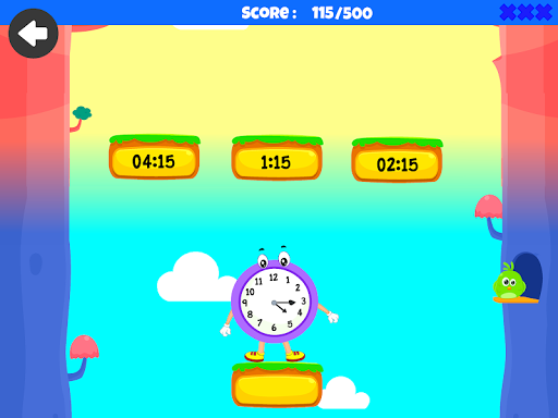 Telling Time Games For Kids - Learn To Tell Time 1.0 screenshots 8